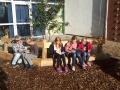 "Kinder in unserem ""grünen Klassenzimmer"""