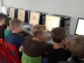 Schüler im Computerraum